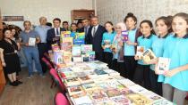 Başkan Köşker'den eğitime destek