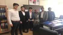 AK Genç Çayırova'dan Okul Ziyaretleri