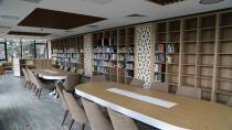 İSU araştırma kütüphanesi açıldı