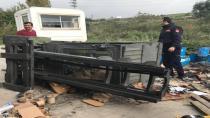Çayırova'da feci iş kazası: 1 ölü
