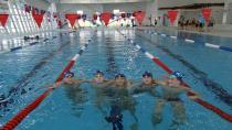 Hedef, yüzme sporunda başarıdan başarıya koşmak
