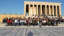 Özel Seymenli öğrencilerin  ODTÜ gezisi ve Ata'ya ziyareti