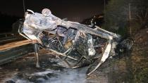 Kocaeli'de feci kaza: 4 yaralı