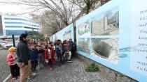 Gebzeli Öğrenciler Tarihi Su Dolabı'nı Ziyaret Ediyor