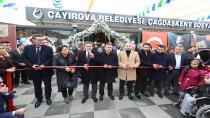 Çayırova'da açılış şöleni