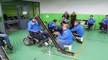 Engelli sporcular, Büyükşehir ile hareket ediyor