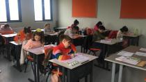 Yeni umut okullarının sınavına rekor katılım