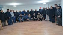 Muhtar adayı Ayhan Çakar'dan Refah Partisini ziyaret