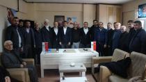 Gümüşhaneliler Federasyonu ve Derneklerinden Bayrak'a Ziyaret