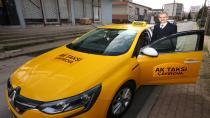 Çiftçi ''AK Taksi'' ile Çayırova yollarında