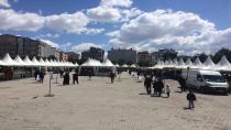 3. Hamsi Festivali ve Yöresel Kültürler Fuarı Devam Ediyor