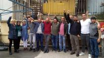 Gebze'deki fabrikada işçi kıyımı sürüyor