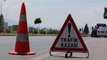 Feci kaza: 1 ölü 2 yaralı
