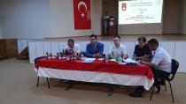 Çayırova'da okul müdürleri toplantı yaptı