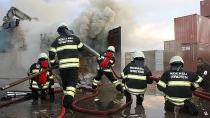İlk altı ayda bin 393 yangına müdahale