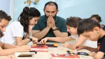 Bu proje ile çocukların zeka gelişimi takip ediliyor
