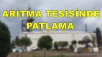 Gebze'de patlama: 1 yaralı