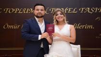 Gazeteci Emre Polat evleniyor..