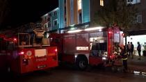 Gebze'de yangın