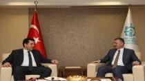 Konuk bakan, Kocaelili yatırımcıları Makedonya'ya davet etti