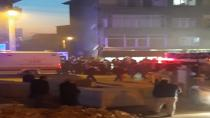 Gebze Ulus mahallesinde yangın: 2 yaralı