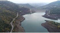 Barajda su seviyesi düştü