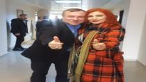 Özel Sporcular Federasyon Başkanı Birol Aydın Kocaeli'ne geldi