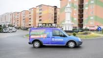 Çayırova belediyesi araçlarla halkı uyarıyor