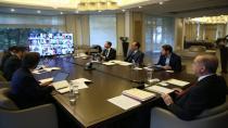 Başkan Ellibeş, İl Başkanları toplantısına katıldı