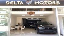 Gebze'de ilk ve tek,Delta Motors