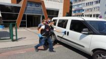 Araç hırsızı yakalandı