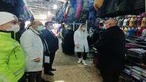 Kocaeli Vali Yardımcısından Gebze'de Denetleme