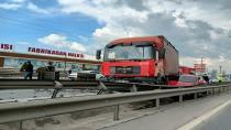 Çayırova'da feci kaza: Yaralılar var